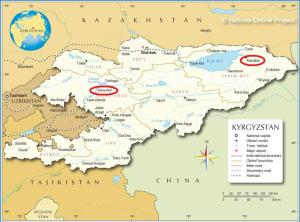 http://www.nationsonline.org/oneworld/map/kyrgyzstan-administrative-map.htm