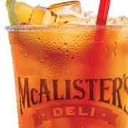 McAllister's Sweet Tea