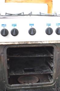 The original oven