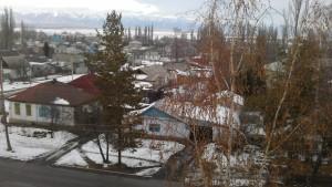 Snowy Karakol